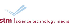 Logo stm | science technology media